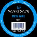 Сетка из нихрома Vandy Vape Mesh Wire