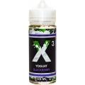 Жидкость X-3 YOGHURT 120мл