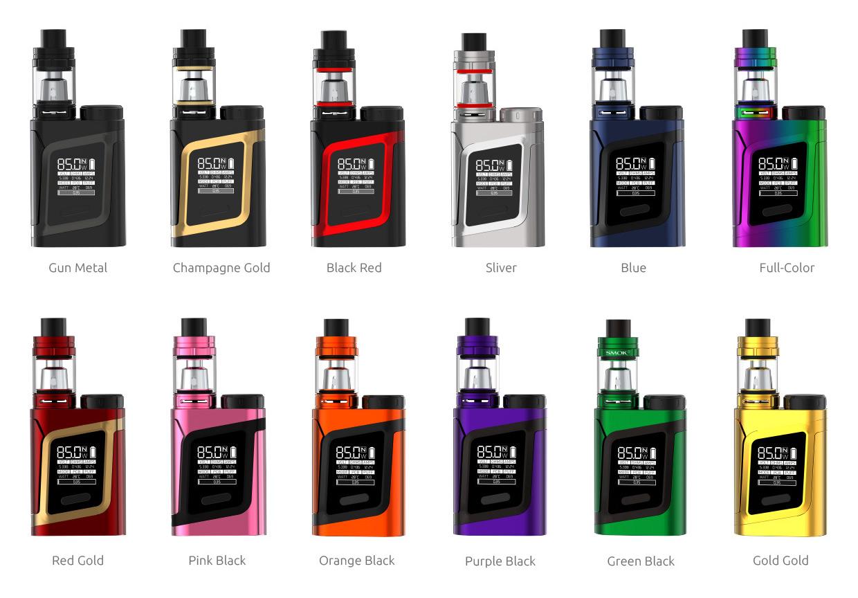 Купить мод SMOK AL85 + клир V8