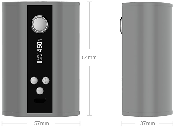 Мод Eleaf iStick TC200W