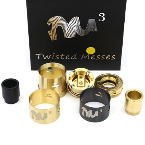 Купить дрипку Twisted Messes V3 24мм